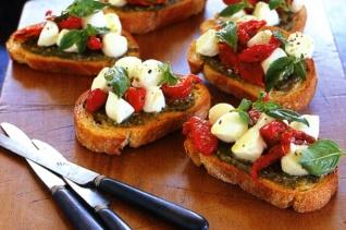 Brusqueta 2 - Di Venetto Gastronomia